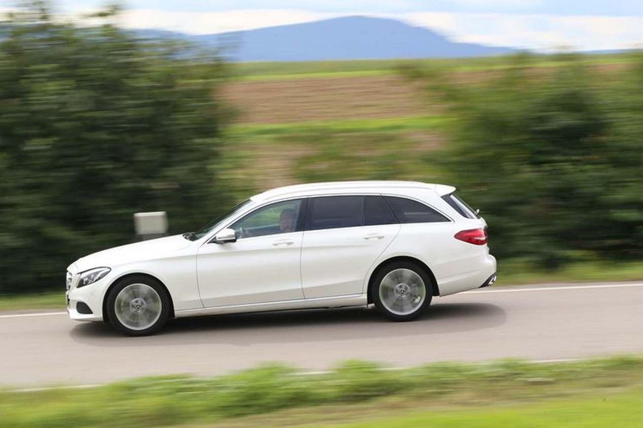 Comparativa berlinas familiares: VW Passat, Opel Insignia, Skoda Superb y Mercedes Clase C