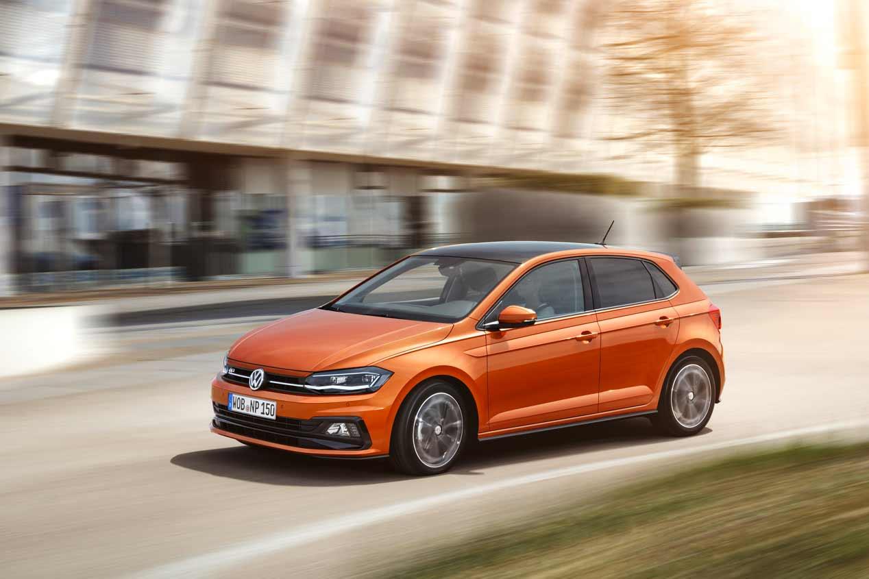 VW Polo 2017, ahora en movimiento