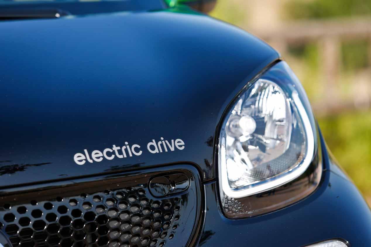 Smart Forfour eléctrico, ¡lo probamos!