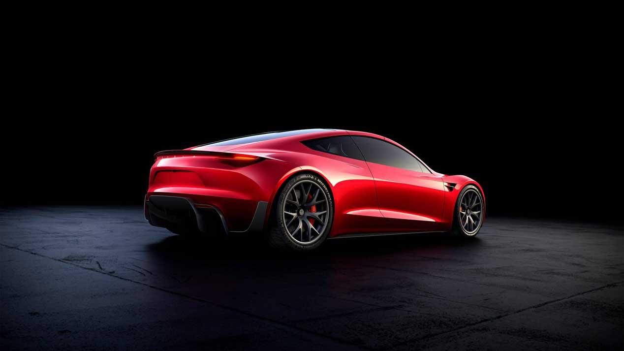 Tesla Roadster, el descapotable más rápido
