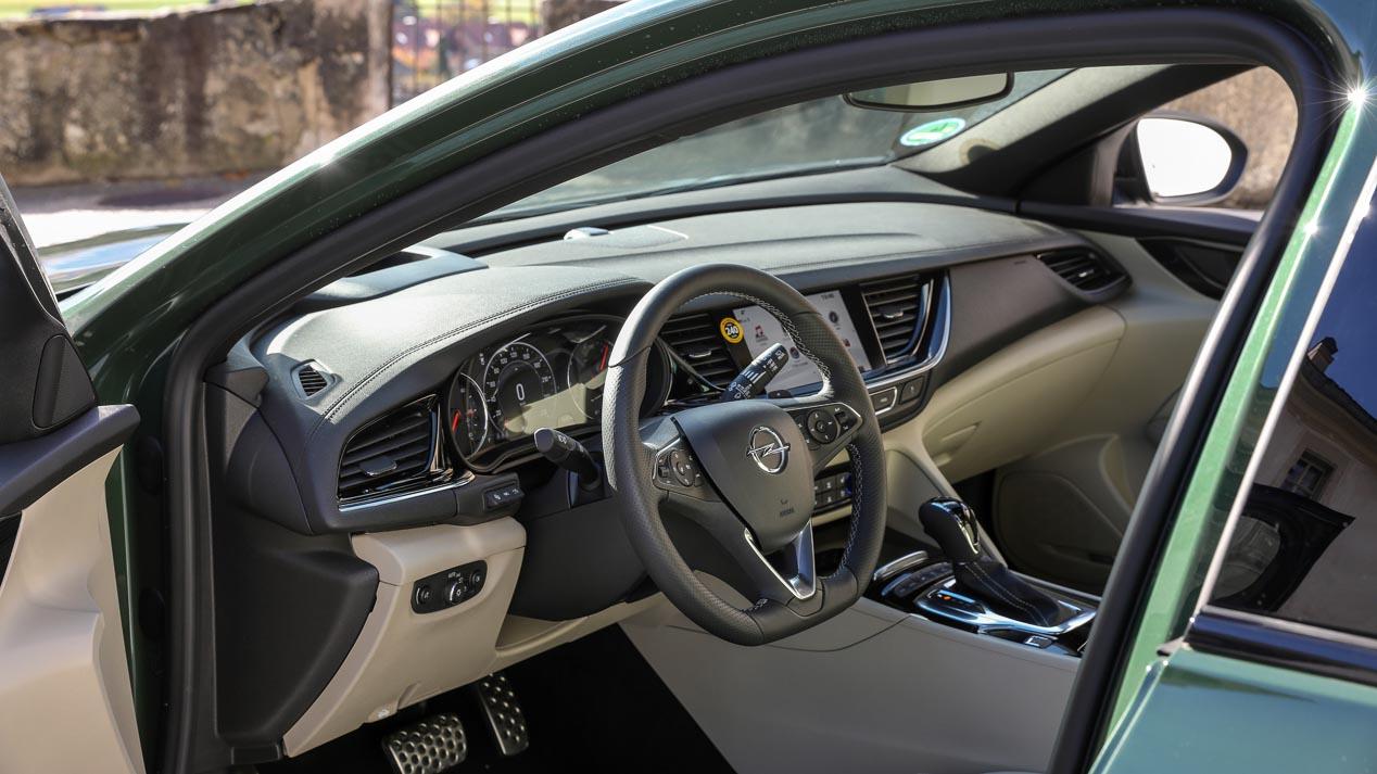 Opel Insignia Country Tourer, versatilidad familiar