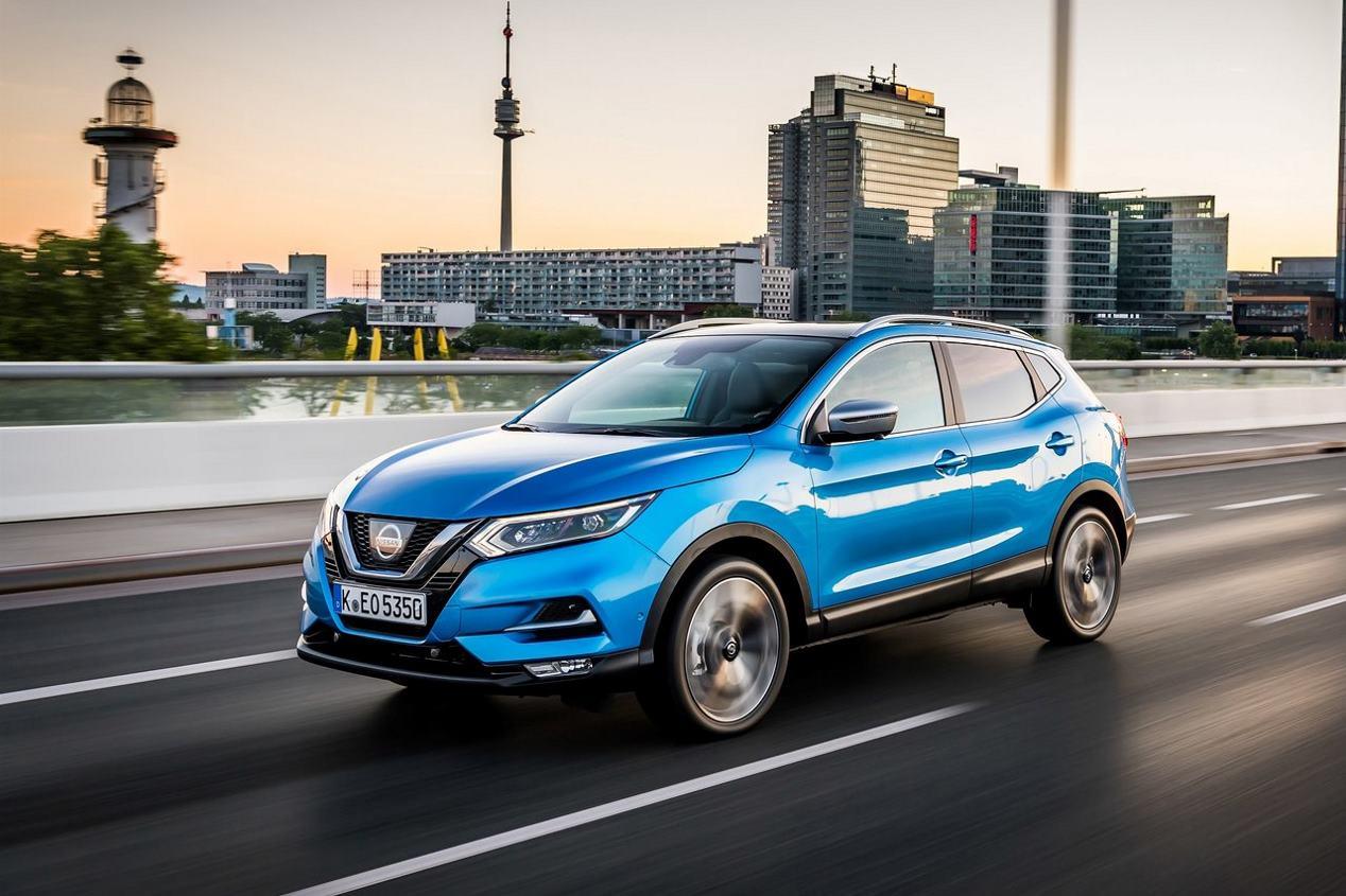 Nissan Qashqai, el SUV líder de ventas mes a mes