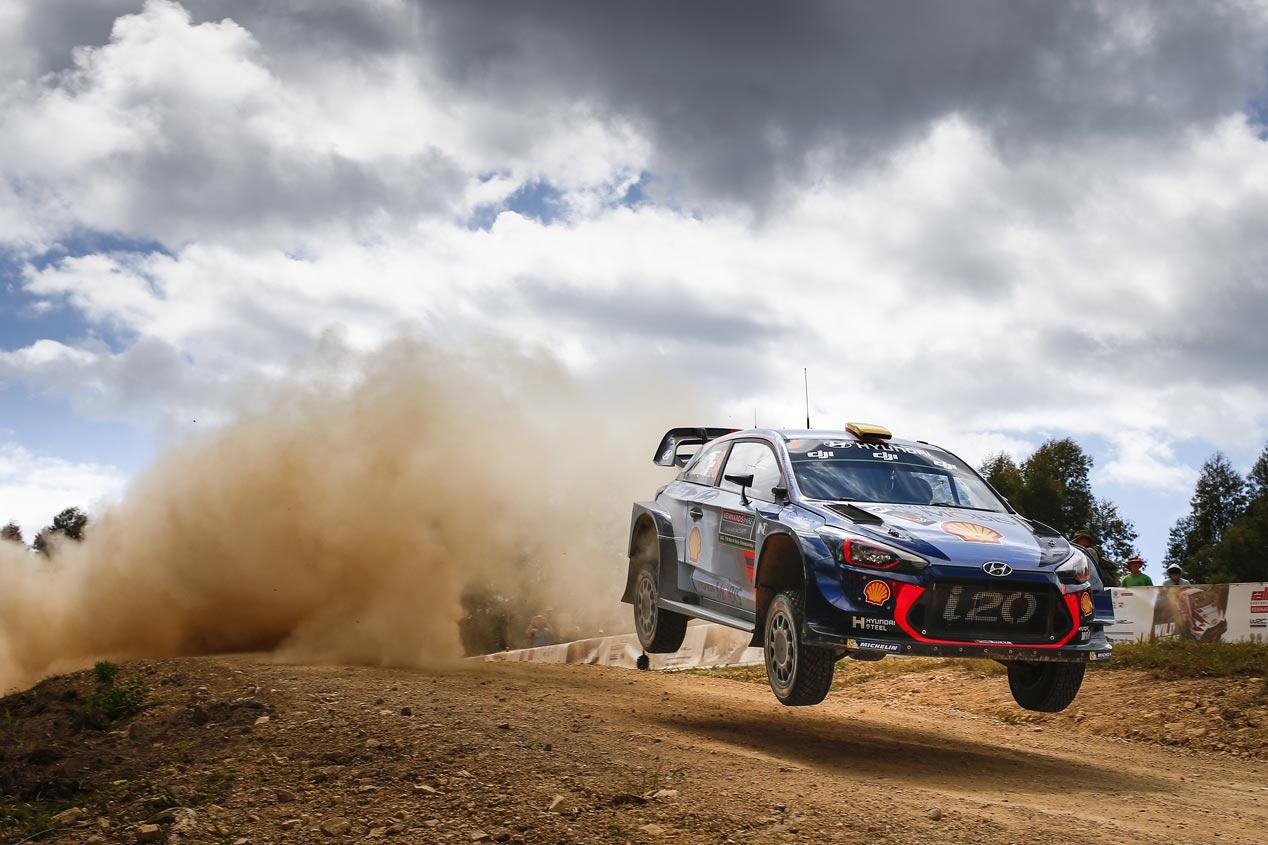 Rally de Australia 2017: Neuville se lleva la última