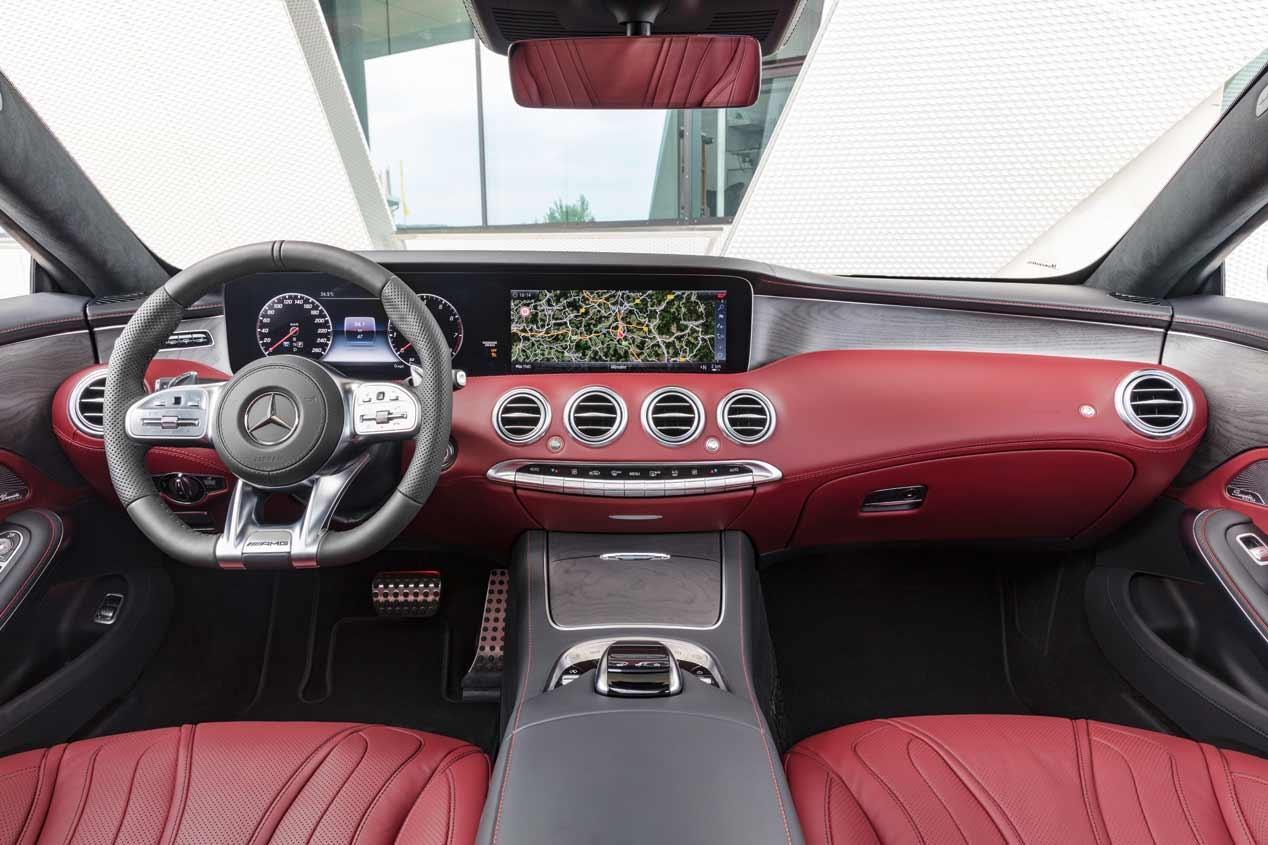 Así será el Mercedes CLS 2018