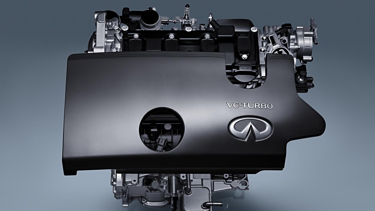 Infiniti sigue adelante con su motor de compresión variable VC-Turbo