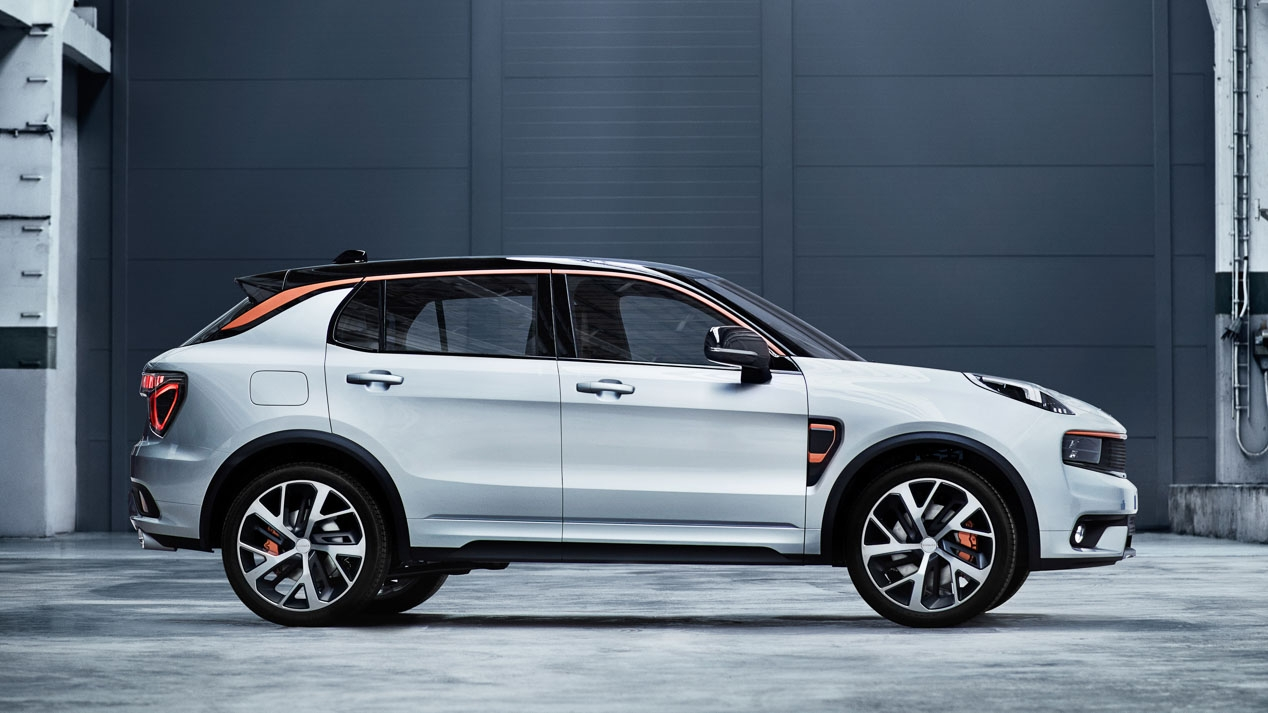 Lynk & Co 02, el SUV chino llegará a Europa