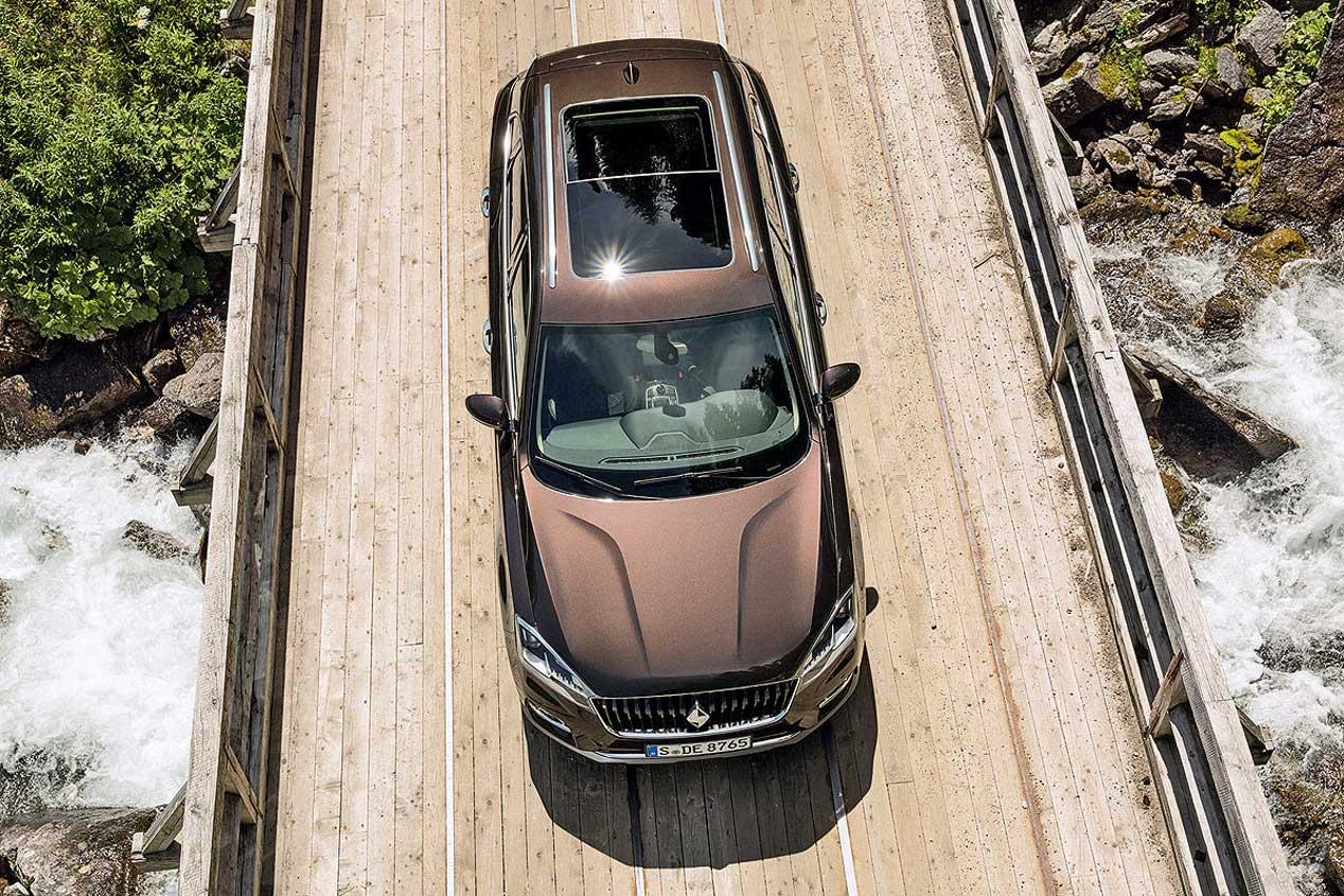 Borgward, así son los coches de la renacida marca alemana