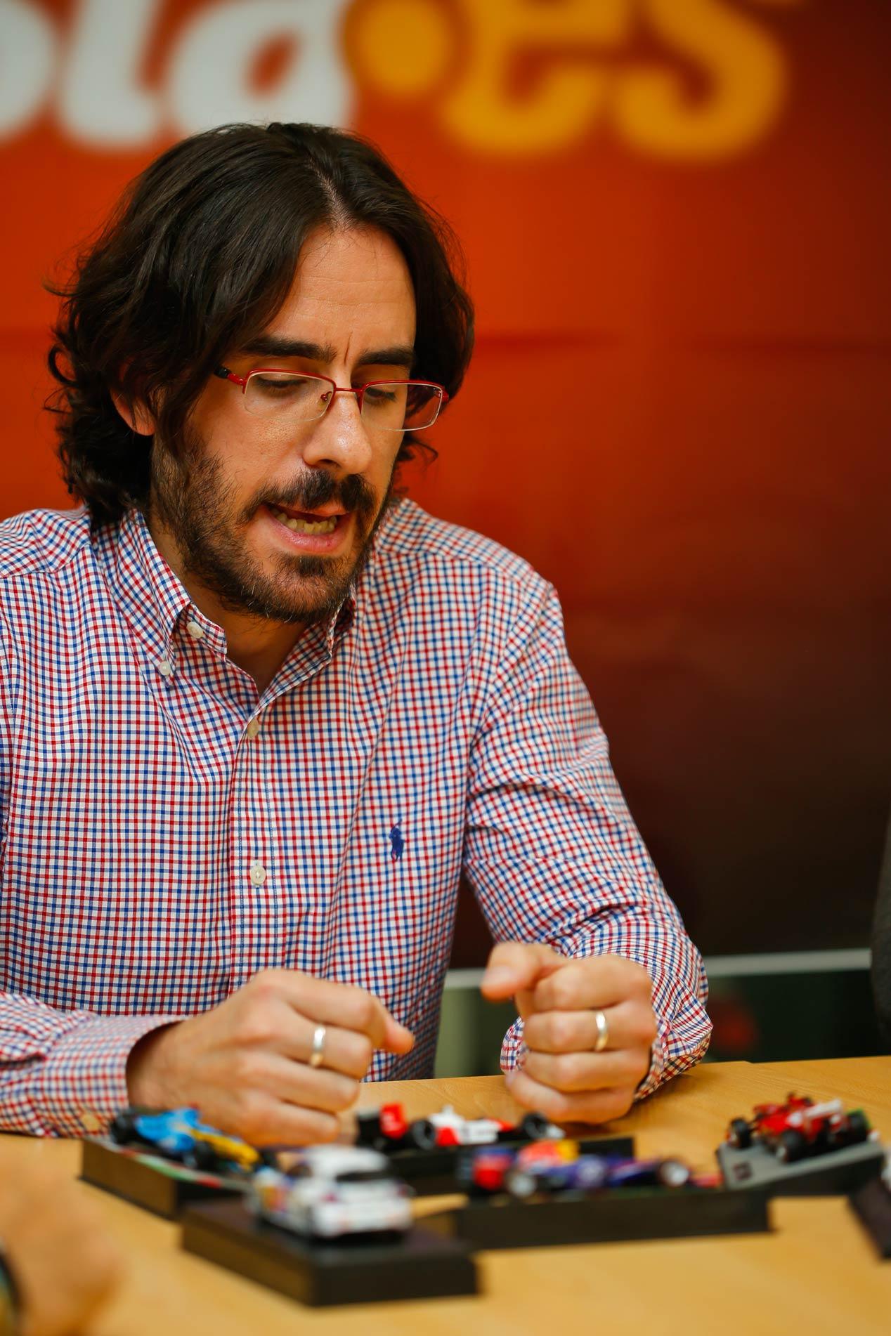 Entrevistamos a Pedro García, aerodinamicista de Fórmula 1
