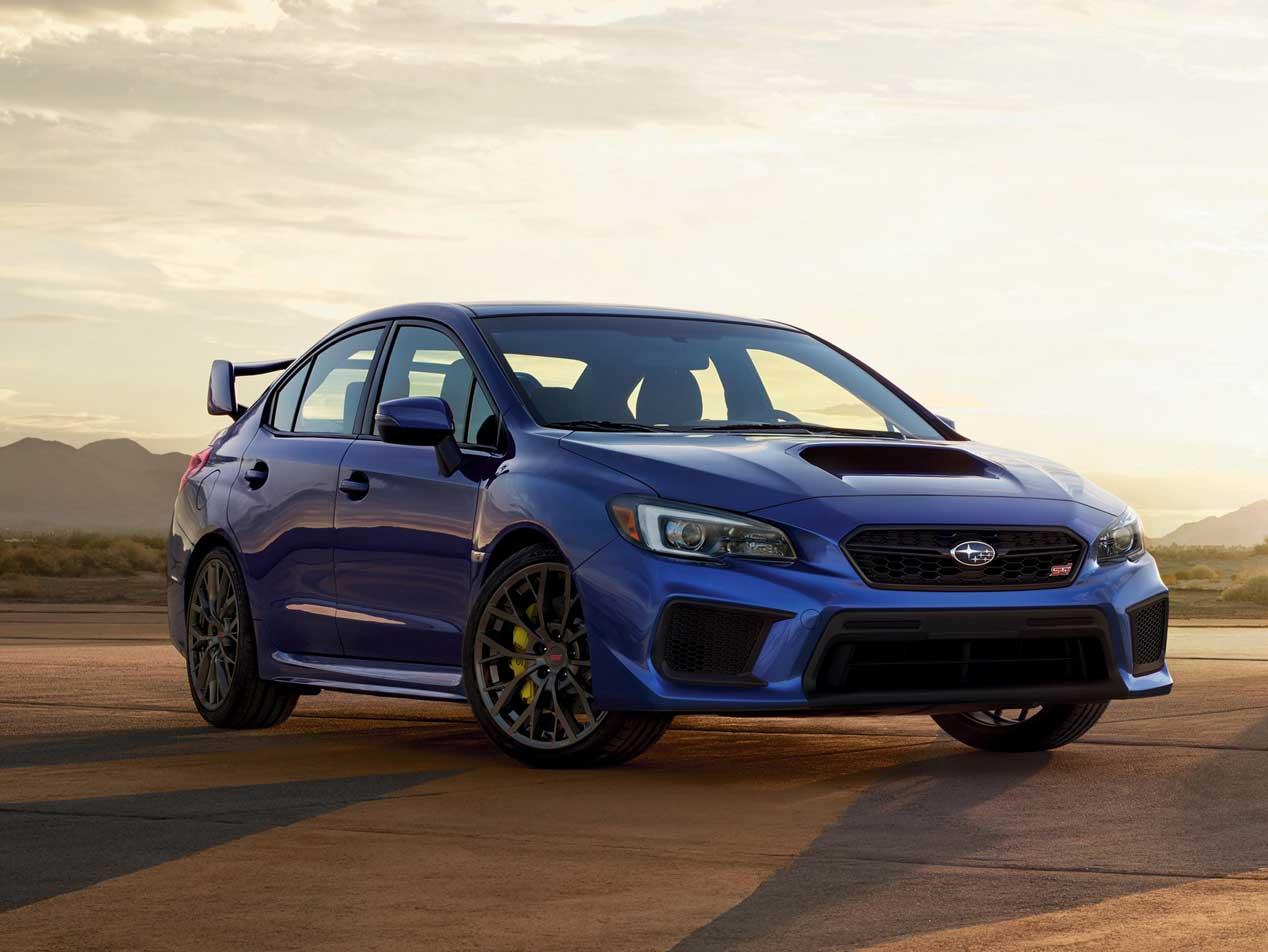 Subaru dejará de producir el WRX STi en Europa