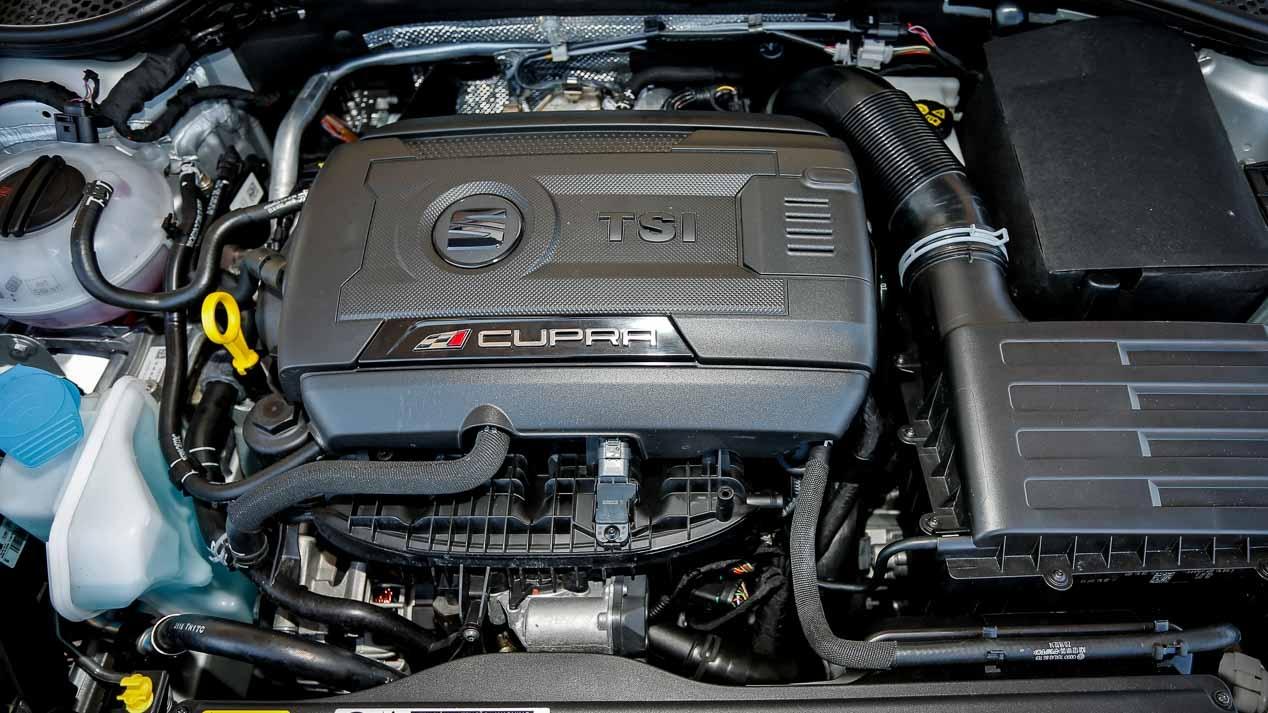 La familia Cupra: los Seat León más deportivos