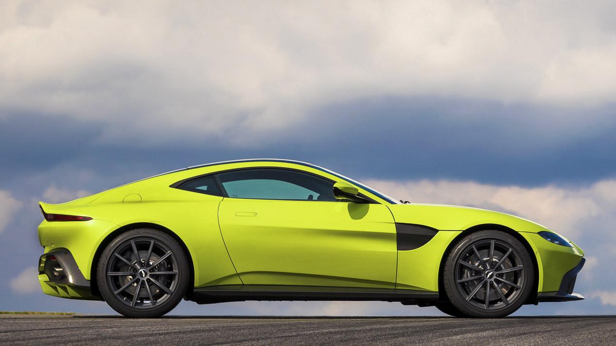 Aston Martin Vantage 2018, radicalmente diferente