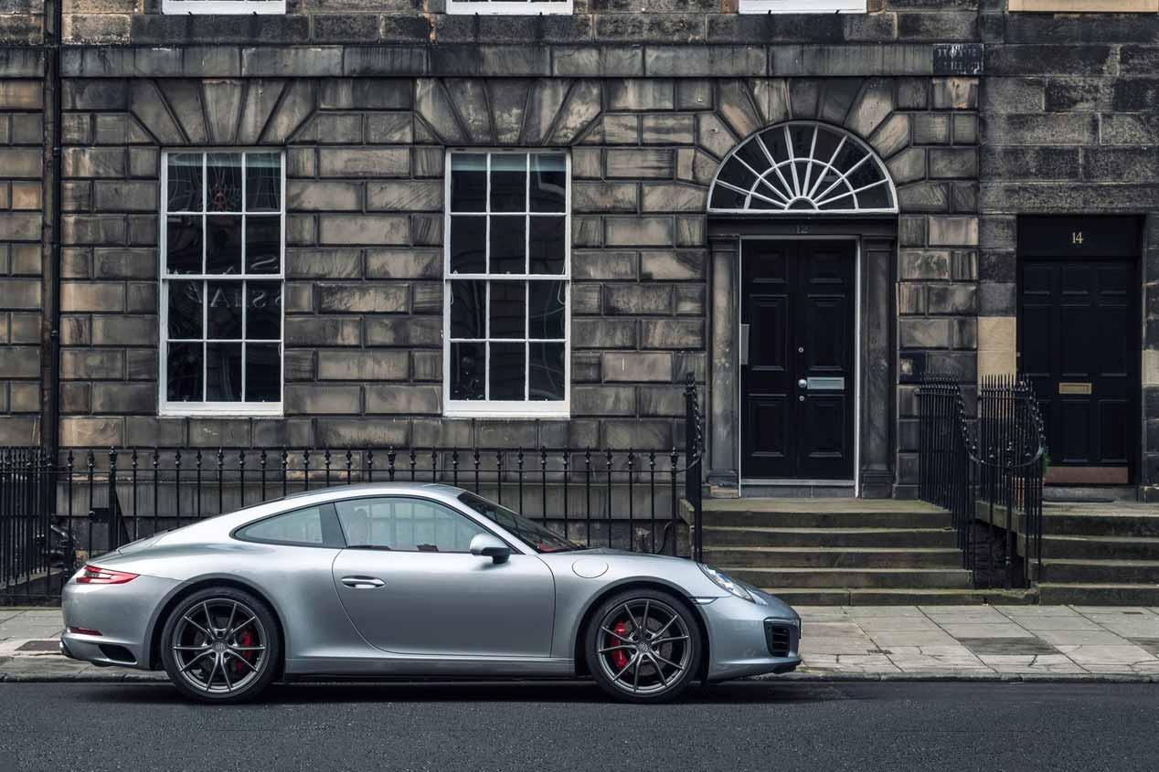 ¿Porsche 911 eléctrico en el futuro?