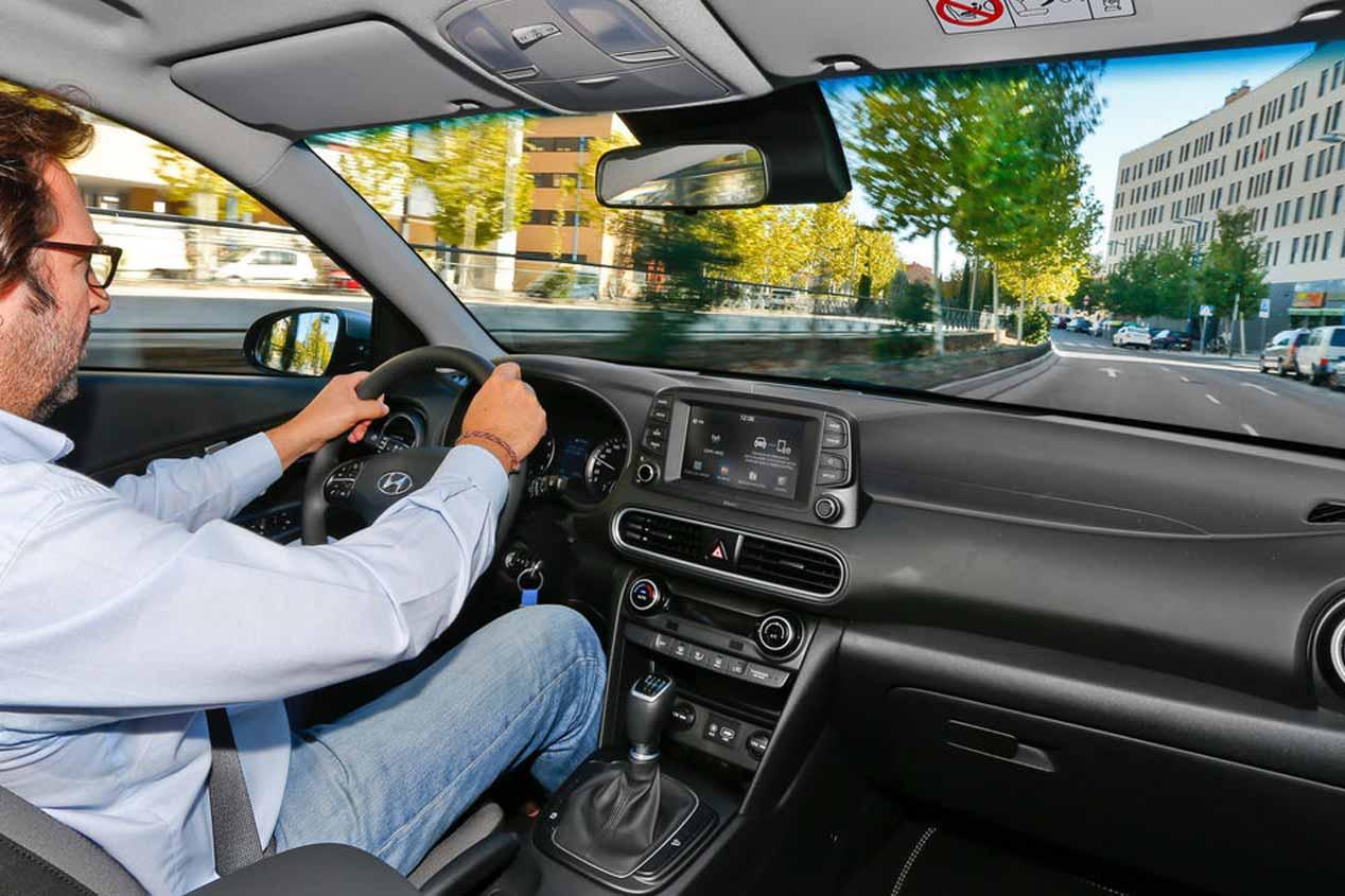 A prueba el Hyundai Kona de gasolina de 120 CV