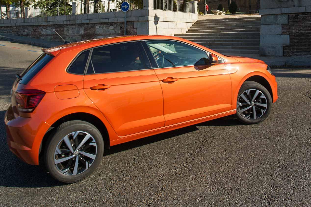 A prueba el VW 1.0 TSi de 115 CV y cambio DSG7