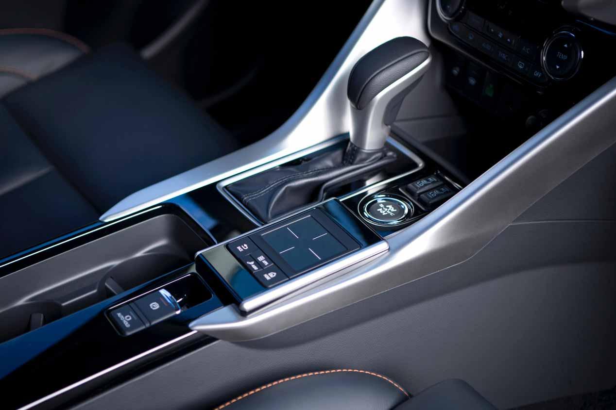 Mitsubishi Eclipse Cross, las imágenes más espectaculares del nuevo SUV