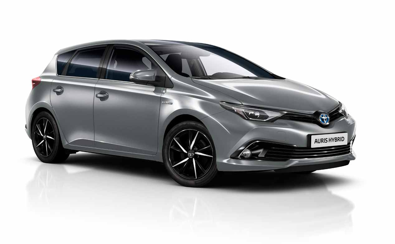 Toyota Auris 2018, ya a la venta