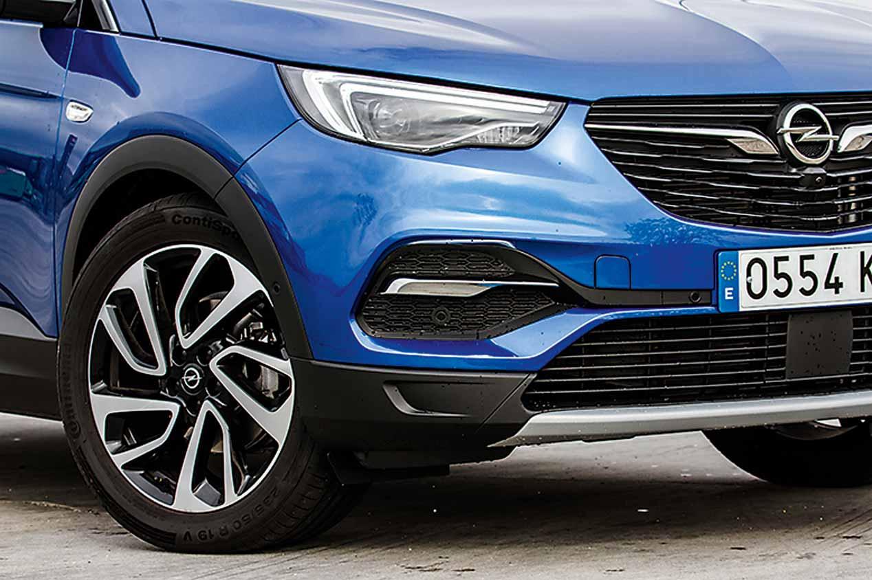 Opel Grandland X, a prueba su versión Diesel de 120 CV