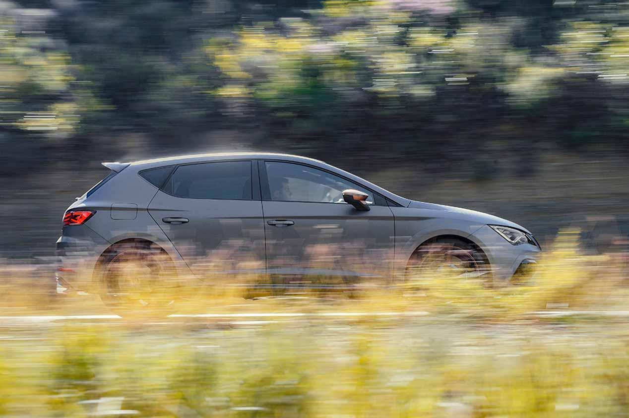 Prueba del Seat León Cupra R, el Seat más potente de todos