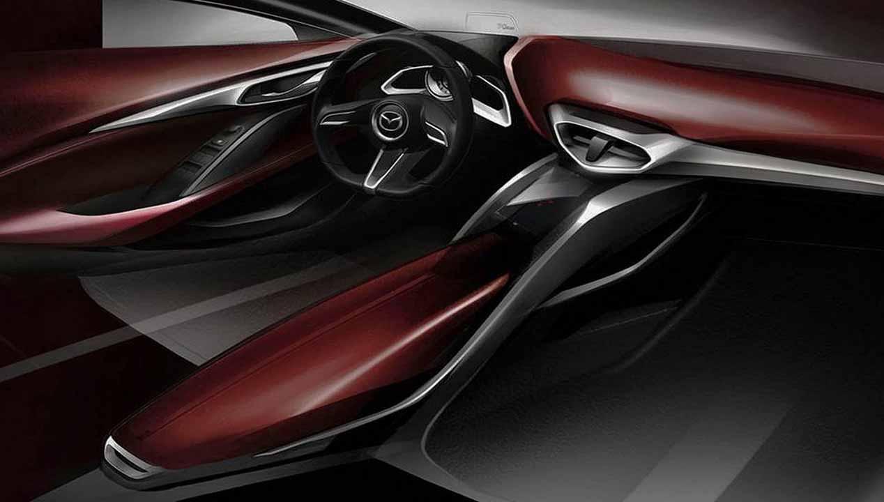 El nuevo SUV Mazda CX-7, antes de 2021