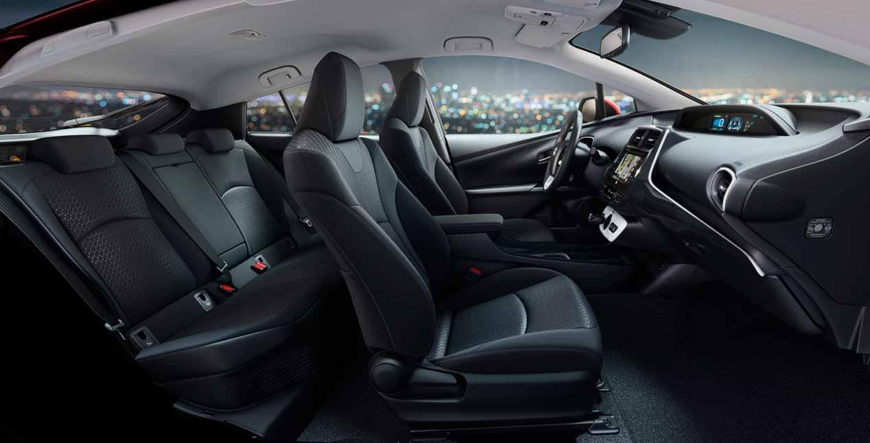 Toyota Prius 2018: ya a la venta