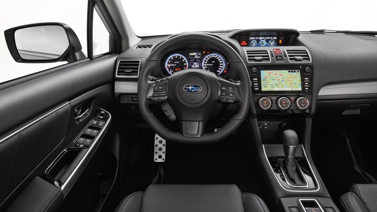 Subaru Levorg: la berlina familiar de la marca se actualiza.