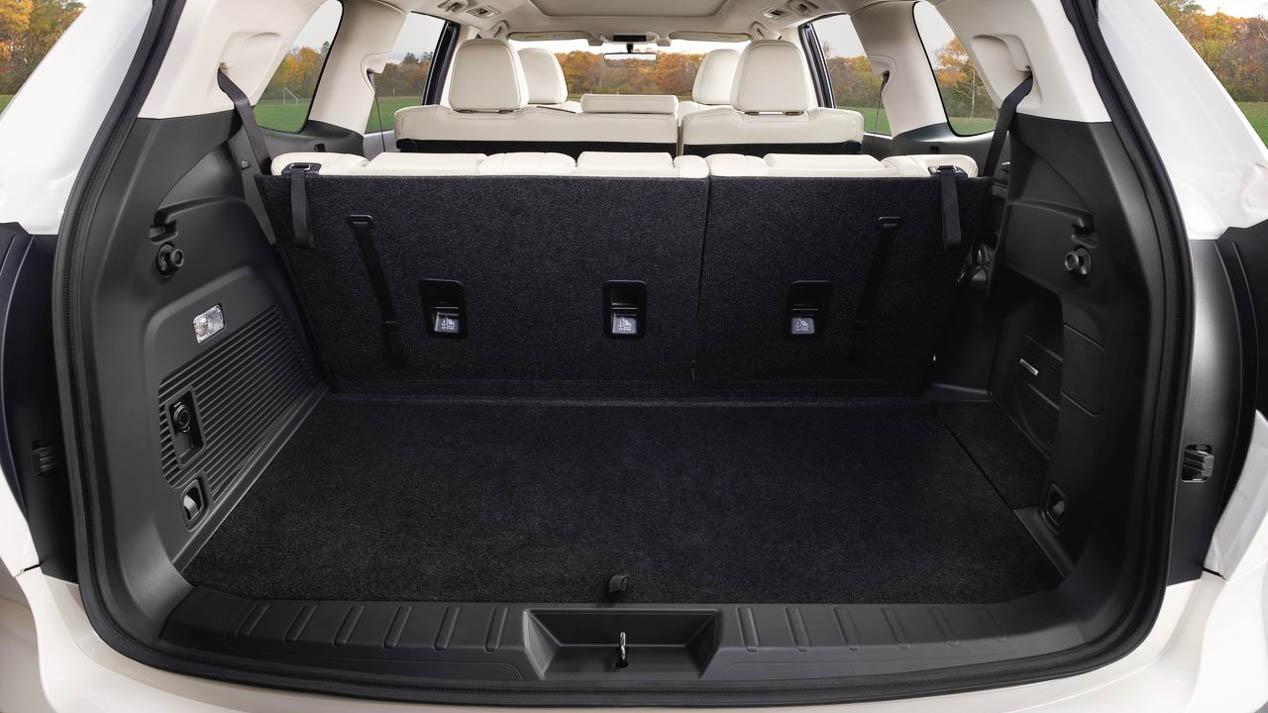 Subaru Ascent, el nuevo gran SUV de Subaru
