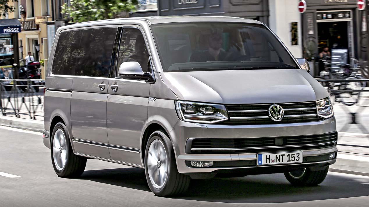 Se amplía la gama del VW Multivan con la versión The Original
