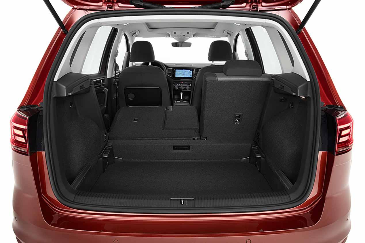 Nuevo VW Golf Sportsvan 2018: a prueba el Golf monovolumen