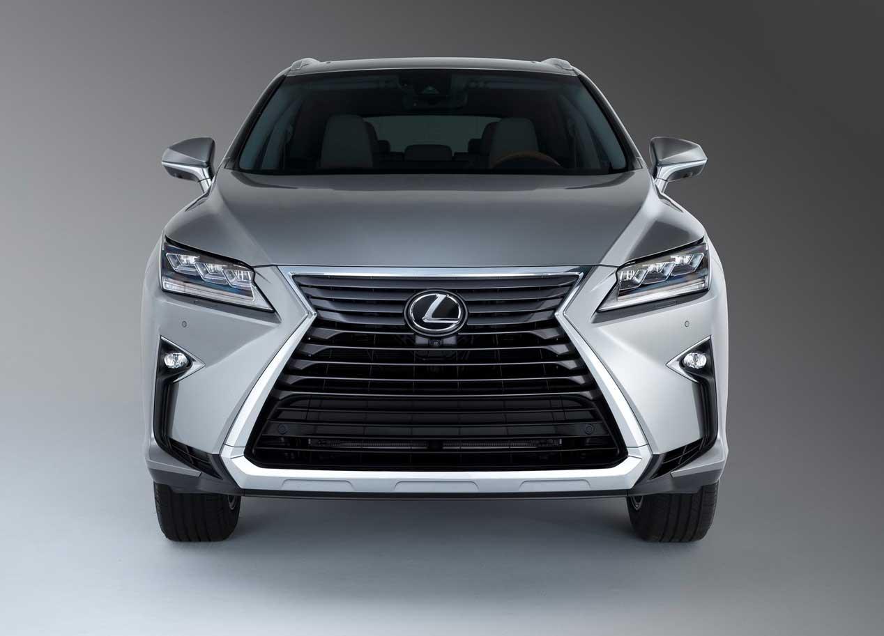Lexus presenta el RX L, su nuevo SUV de 7 plazas