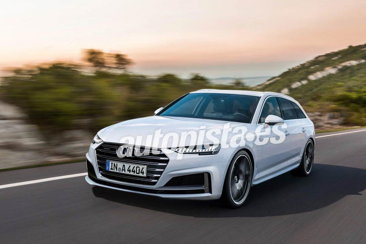 Los Nuevos Coches De Audi En 2018 Y 2019 A1 A3 A4 A6