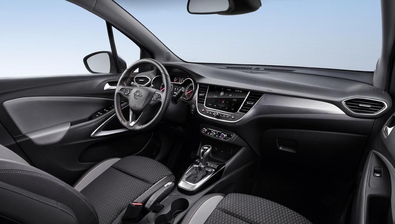 Opel Mokka X 2019: así será el nuevo SUV