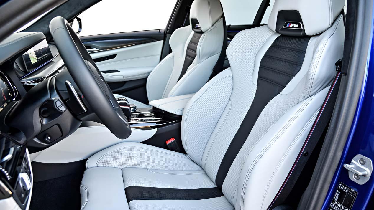 Nuevo BMW M5