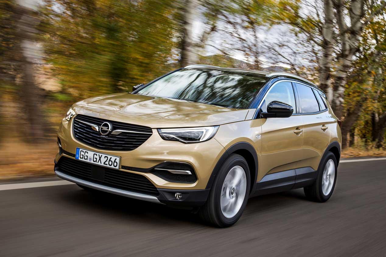 Opel Grandland X, ahora con motor Diesel