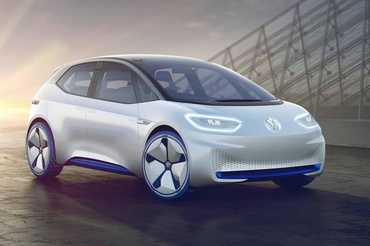 VW I.D.: las mejores imágenes del nuevo coche eléctrico