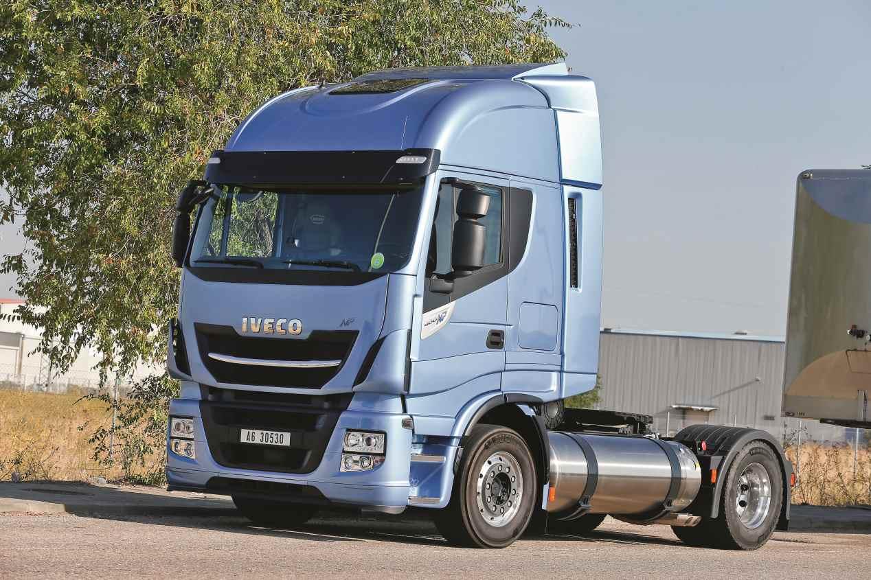 Iveco Stralis NP400: probamos un camión de gas natural licuado (GNL)
