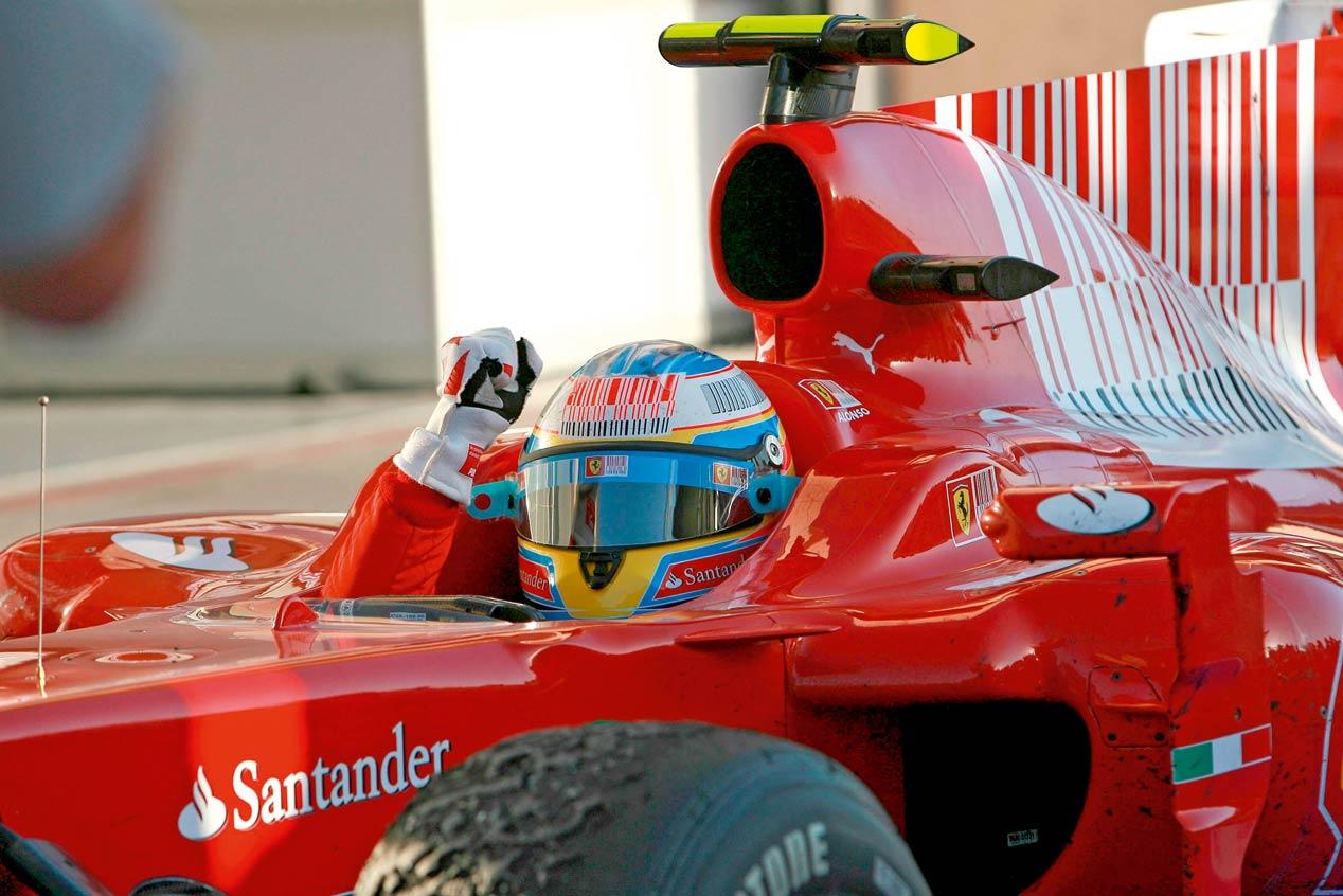 Ferrari: 70 años de éxitos en competición