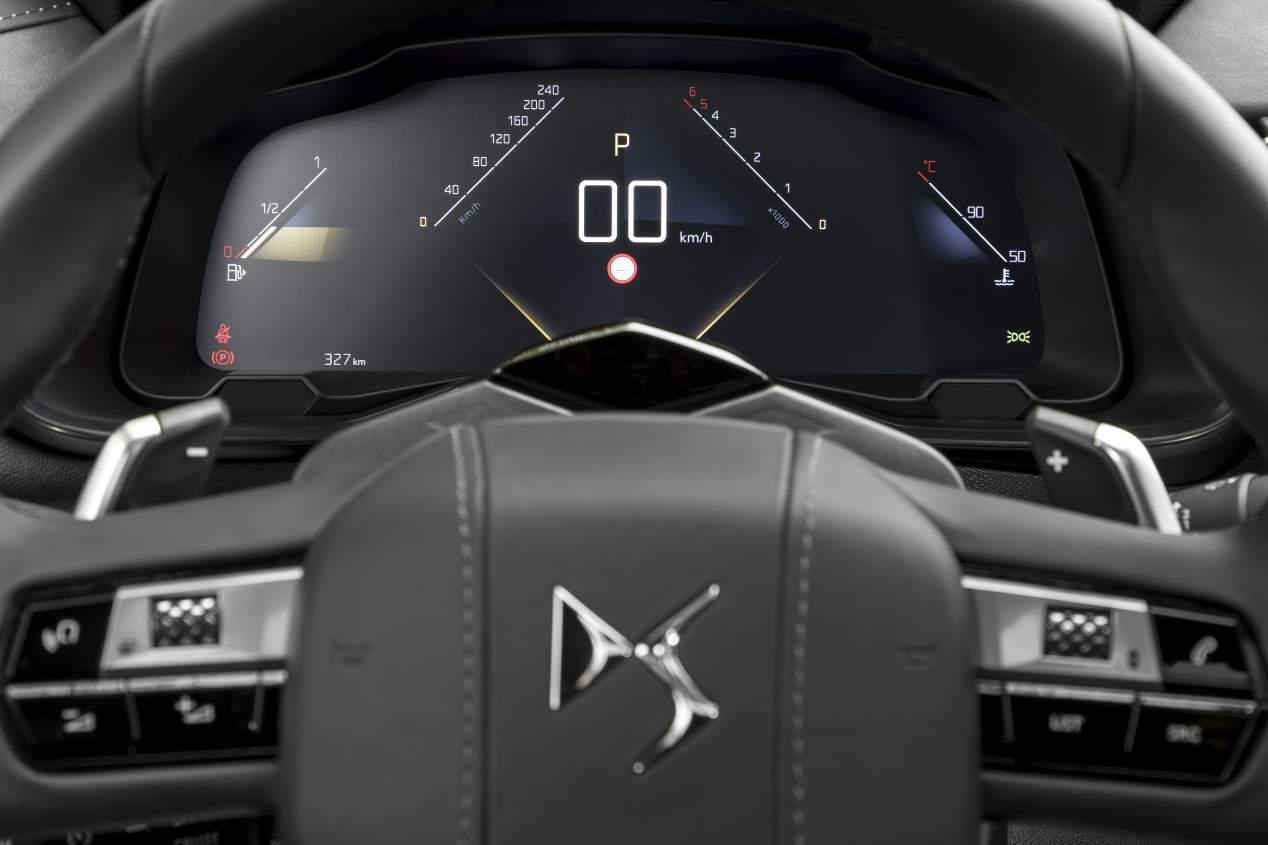 DS 7 Crossback: el nuevo SUV, a prueba