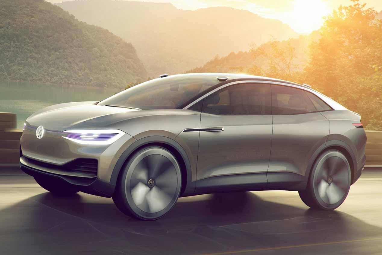 El segundo SUV eléctrico de Volkswagen, en 2020