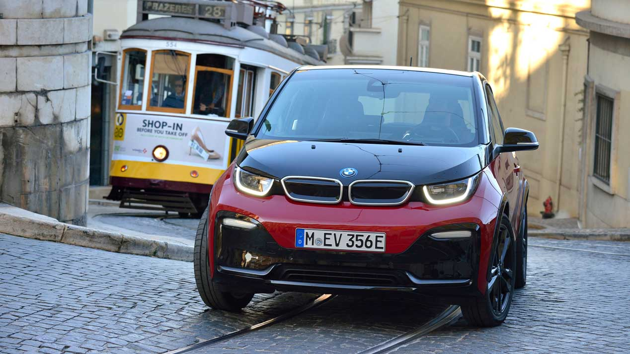 BMW i3s, el eléctrico deportivo