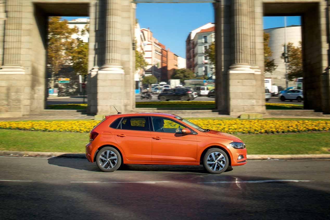A prueba el VW Polo de gasolina TSI 116 CV