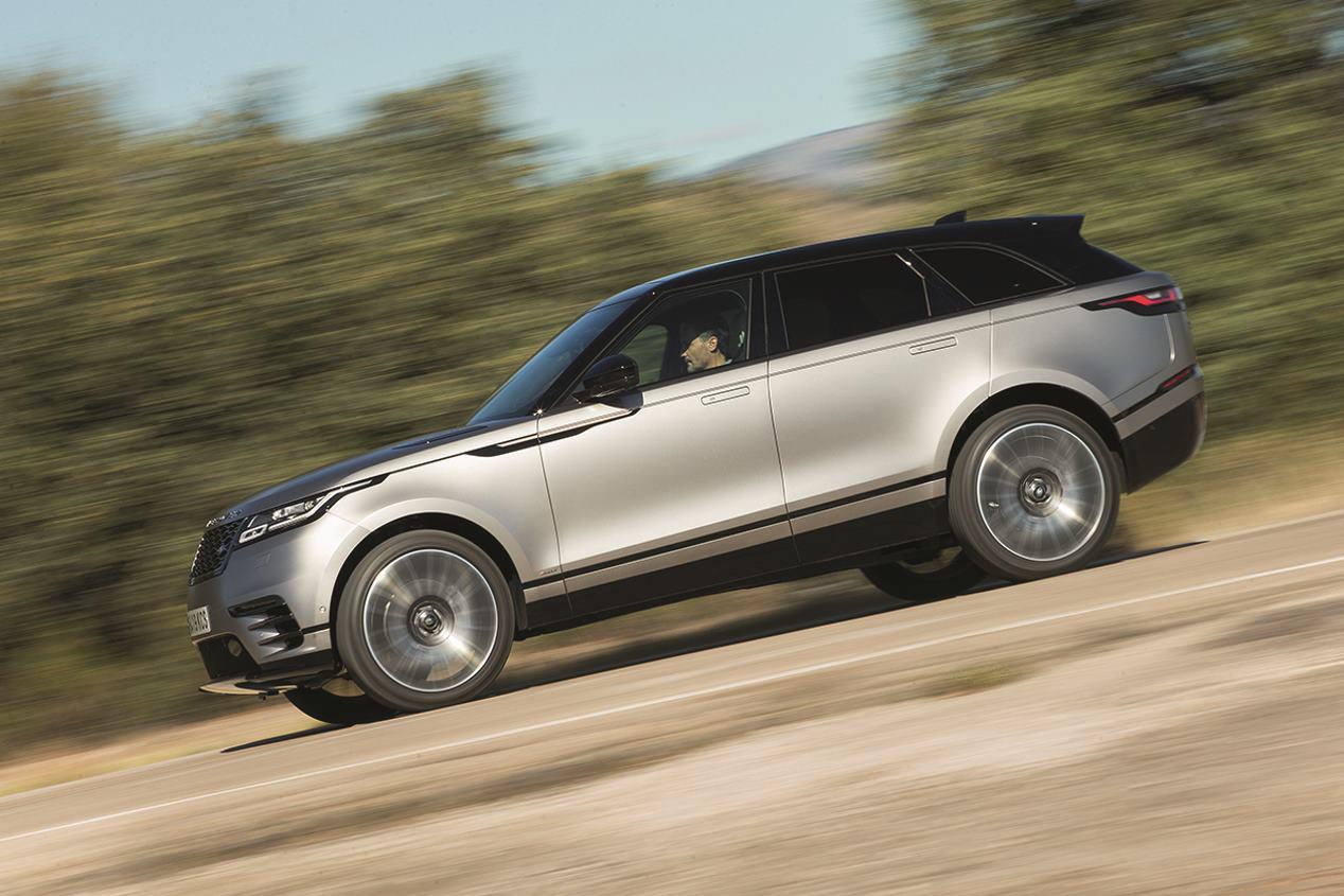 Prueba: Range Rover Velar D300 First Edition, el SUV en fotos