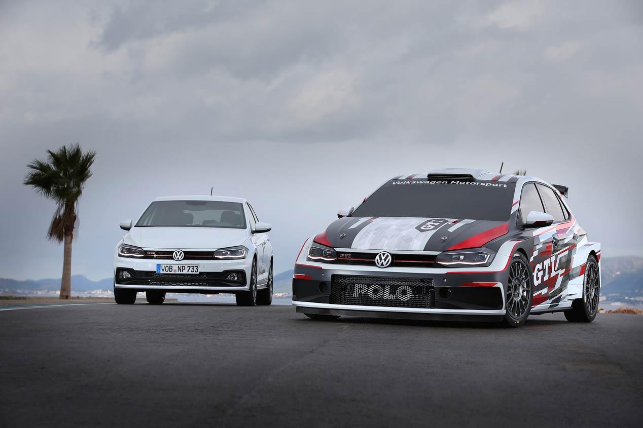 Volkswagen Polo GTI R5, a seguir la estela triunfadora en los rallyes