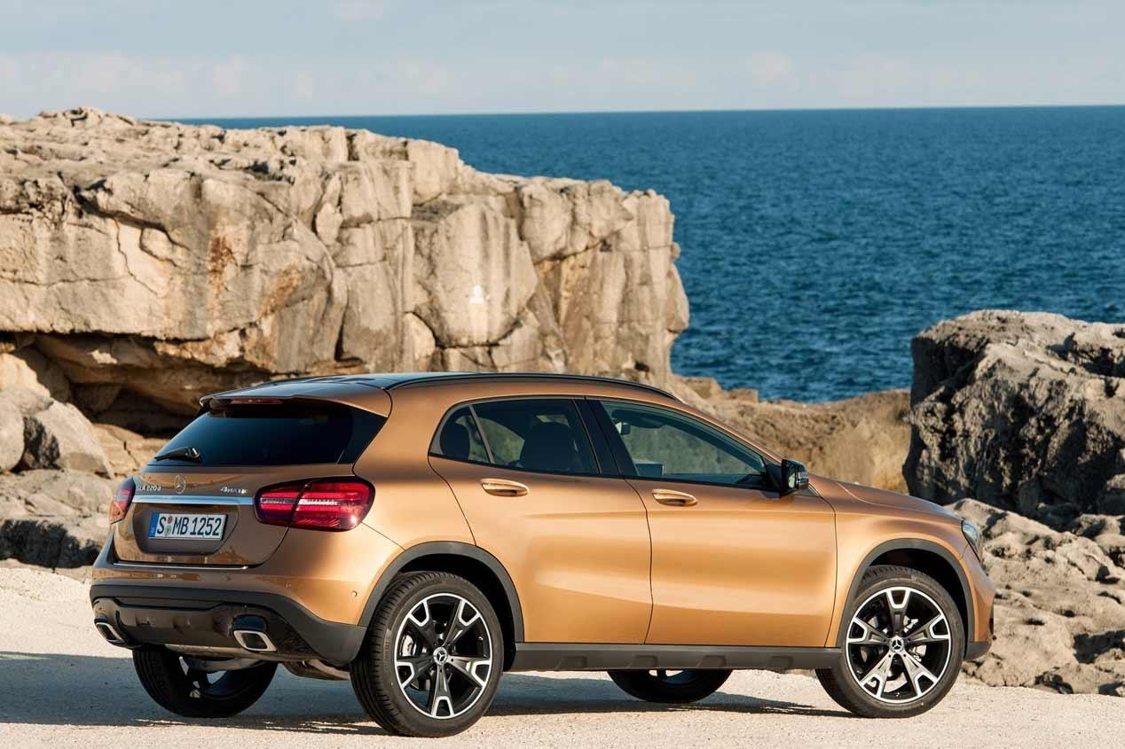 Los nuevos SUV que te enamorarán: Audi Q4, Lexus UX, Mercedes GLA...