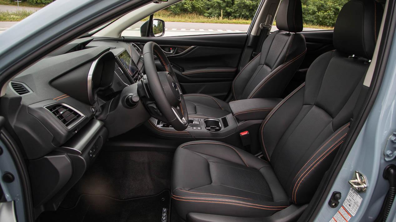 Subaru XV 2018: a prueba un SUV de gran carácter