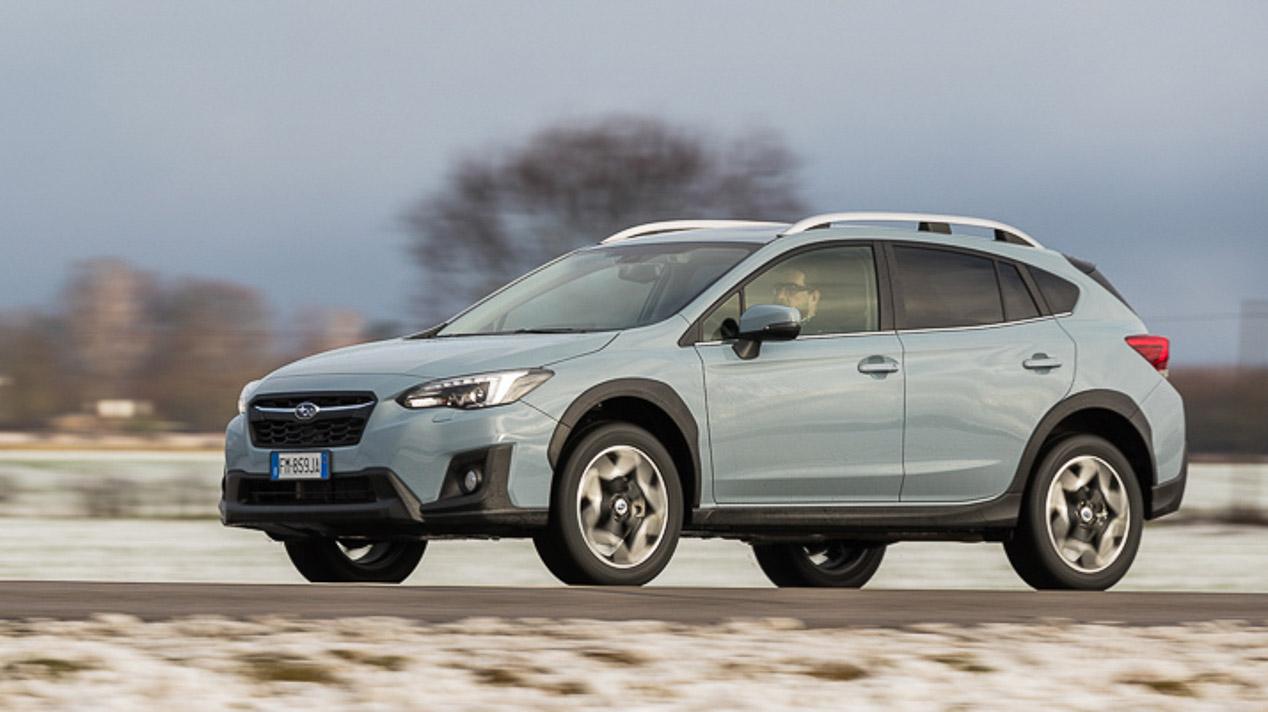 Subaru XV 2018: precios y primera prueba del nuevo SUV