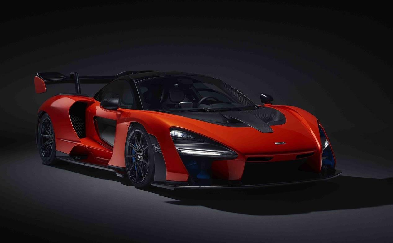 McLaren Senna: nuevo superdeportivo con un nombre mítico