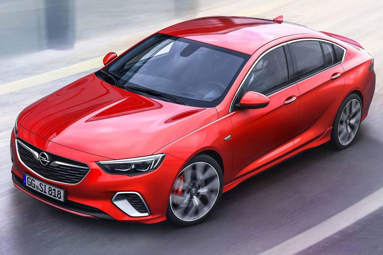 Opel Insignia GSi, ya a la venta en España