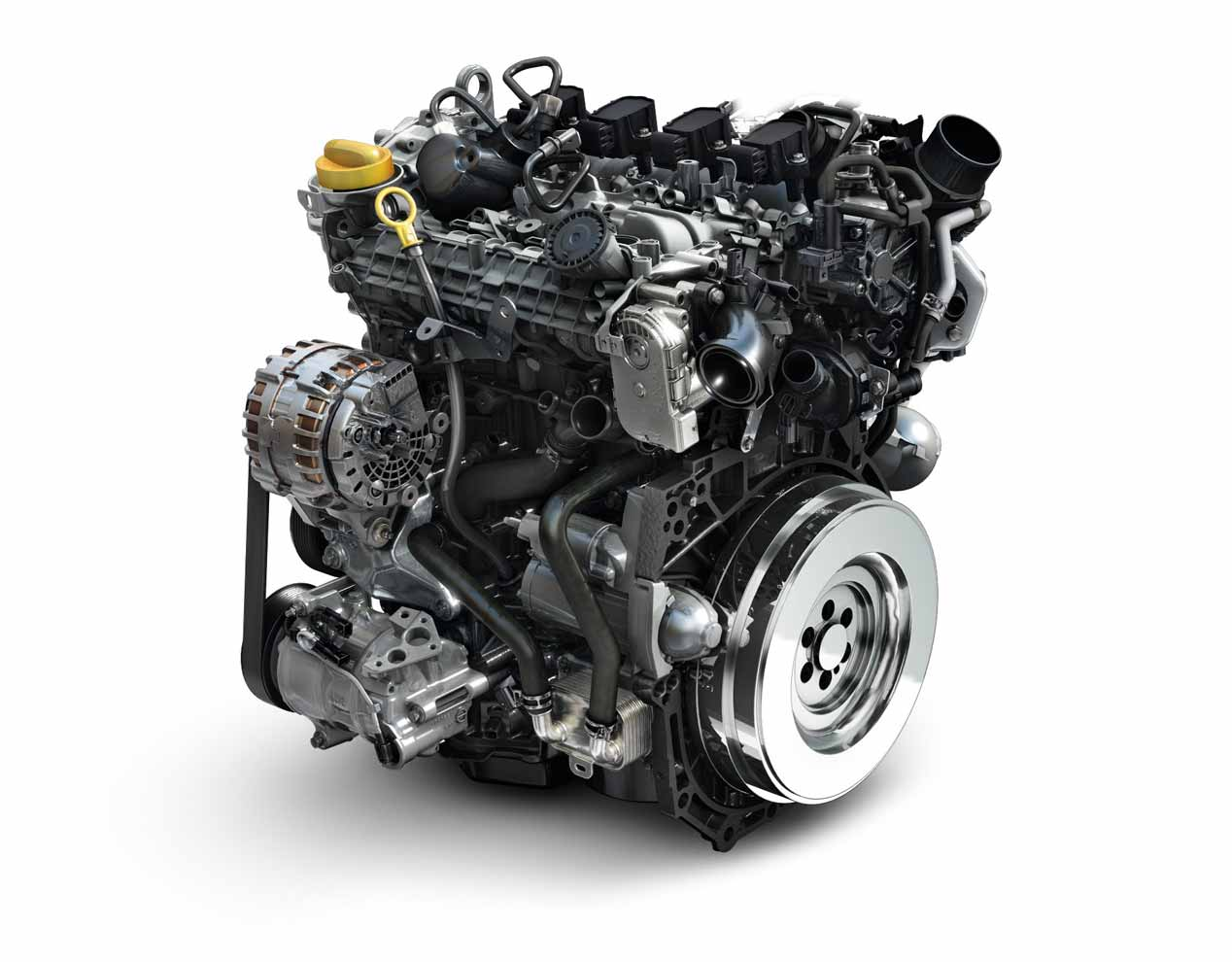Los Renault Scénic y Grand Scénic, con nuevo motor 1.3 Energy TCE