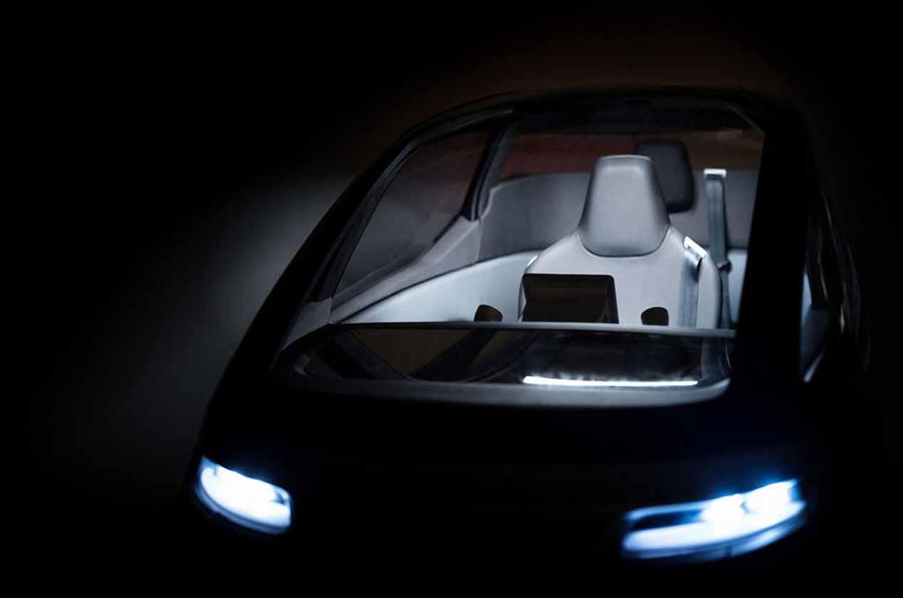 Uniti One, el nuevo biplaza eléctrico de bajo coste