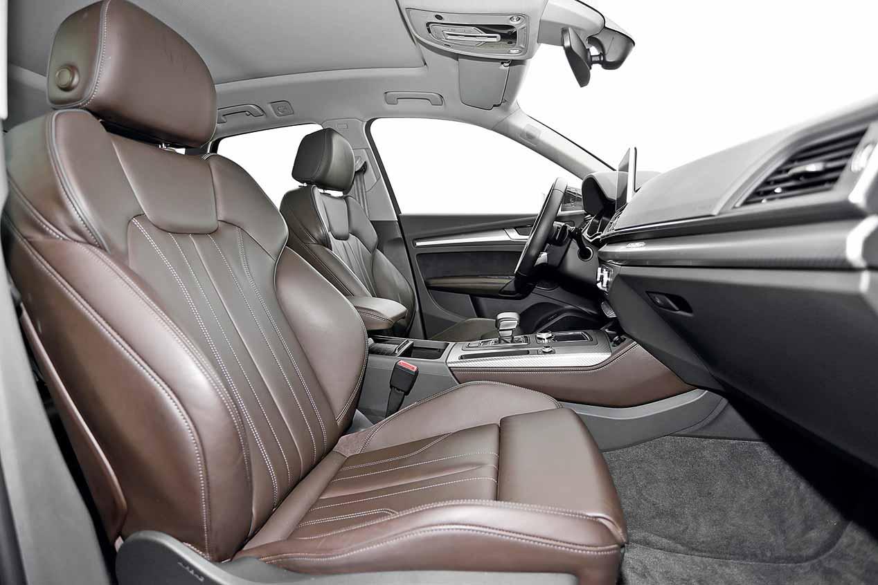 Comparativa SUV: Audi Q5 frente a BMW X3